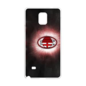 NICKER Five major European Football League Hight Quality Protective Case for Samsaung Note4