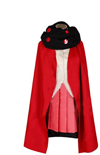 YuanCos Puella Magi Madoka Magica Charlotte Dessert Witch Halloween Cosplay Costume