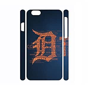 Classic Baseball Series Team Logo Print Skin Phone Cover Skin for iphone 6 plus Case - 5.5 Inch