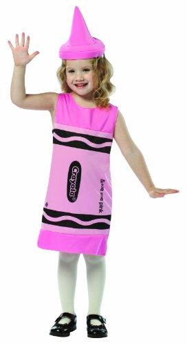 Rasta Imposta Crayola Tank Dress, 4-6, Tickle Me -