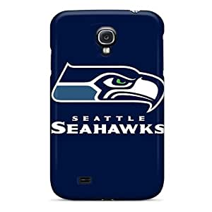 Forever Collectibles Seattle Seahawks 6 Hard Snap-on Galaxy S4 Cases
