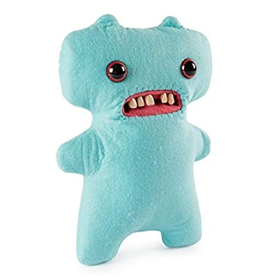 "Fuggler - 1 Funny Ugly Monster, 9""GapTooth McGoo - Weird Collectible Plush Creature with Teeth: Toys & Games"