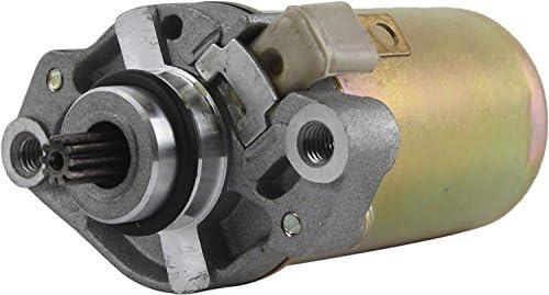 DB Electrical SCH0100 Starter for PEUGEOT LOOXOR 50 TDS ELYSTAR 50 JET FORCE 50//747109 //SM10-260//17 81858//12 Volt CCW