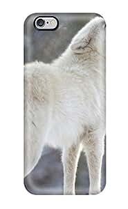 ZaIYhUr11524ROsAI Case Cover, Fashionable Iphone 6 Plus Case - Arctic Wolf