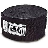 Everlast 4456B Pro Style Hand Wrap, 2x108-inch (Black)