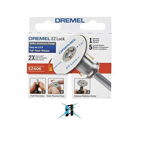 Dremel EZ Lock System Starter Kit (Dremel Ez Lock Starter Kit compare prices)