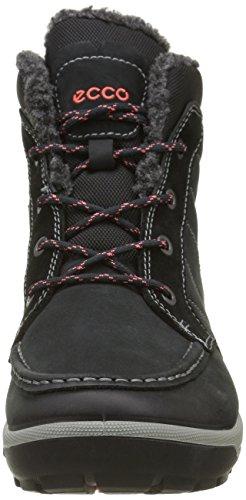 Ecco Trace Lite 832113 - Botas cortas para mujer Negro (BLACK/BLACK51052)