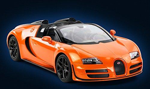 radio remote control 1 14 bugatti veyron 16 4 grand sport vitesse licensed rc. Black Bedroom Furniture Sets. Home Design Ideas