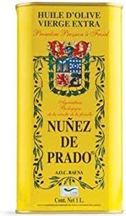 Olive Oil: Nuñez de Prado Extra Virgin Olive Oil