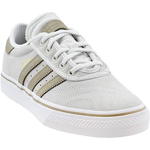 - adidas Adi-Ease Premiere (Crystal White/Hemp/White) Men's Skate Shoes-13