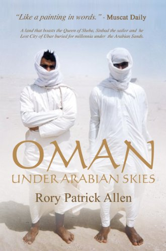 OMAN    Under Arabian Skies (Unabridged)