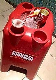 Mesa Serve Bebidas Prático Cooler Cerveja Praia Piscina