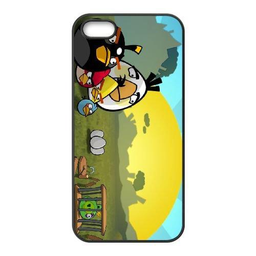 Angry 012 coque iPhone 4 4s cellulaire cas coque de téléphone cas téléphone cellulaire noir couvercle EEEXLKNBC26900