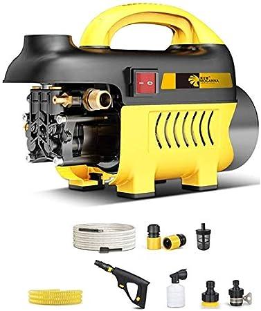 Lavadora de alta presión Potente 1650W Jet Wash for el coche y el ...