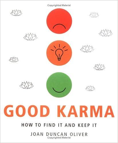 Book Good Karma