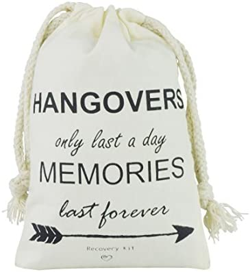 FOONEA Bachelorette Hangover Drawstring Recovery product image