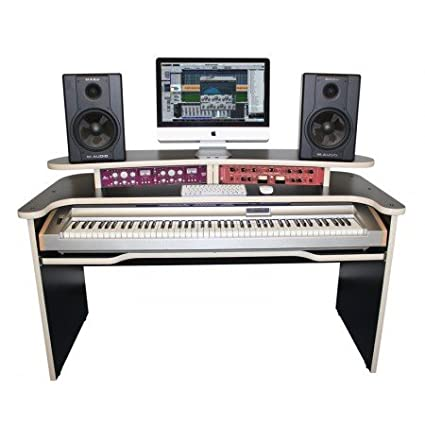 Awesome Az Studio Workstations Composer Workstation Desk Home Interior And Landscaping Palasignezvosmurscom