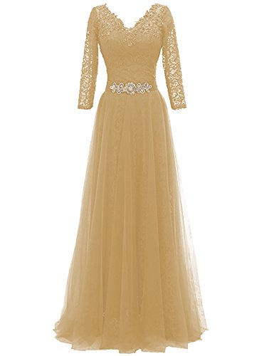 Sleeve Formal Annies A 3 Gown Bridal 4 Evening line Prom A10 Evening Womens Dress wSqwF
