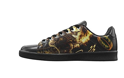 Man Middle Top Shoes The Lord of the Rings Design US8 (Lord Of The Rings Shoes)