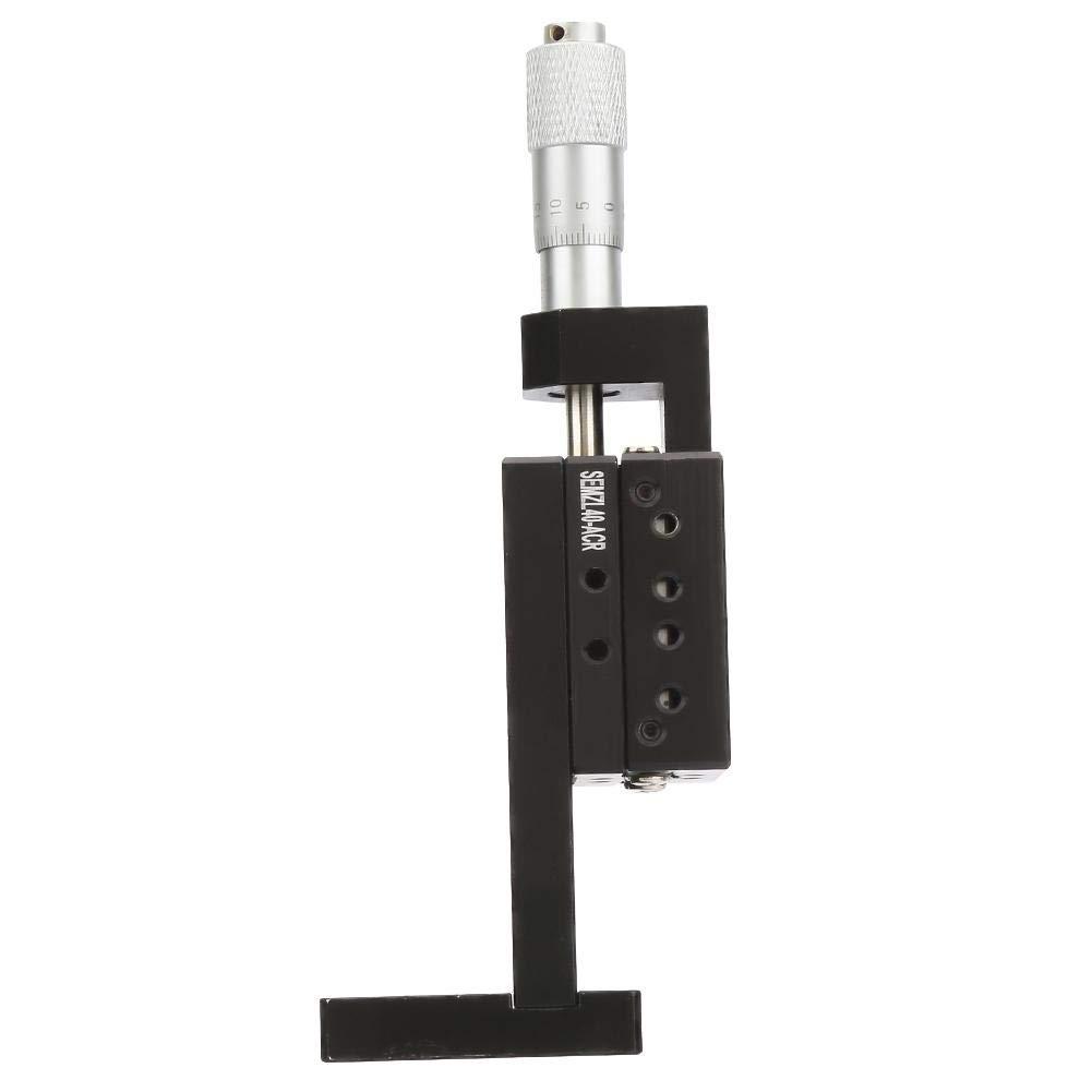 Z Trimming Platform Micrometer Manual Slide Table Trimming Platform Cross Roller Linear Stage 4040mm