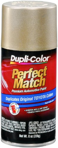 Matrix Sand - Dupli-Color EBTY16107 Desert Sand Mica Toyota Exact-Match Automotive Paint - 8 oz. Aerosol