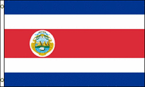 - Costa Rica Flag 2x3ft Poly