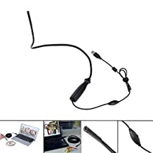 Supereyes N005 7 mm 100X Waterproof USB Borescope Endoscope Flexible Inspection Camera with LED