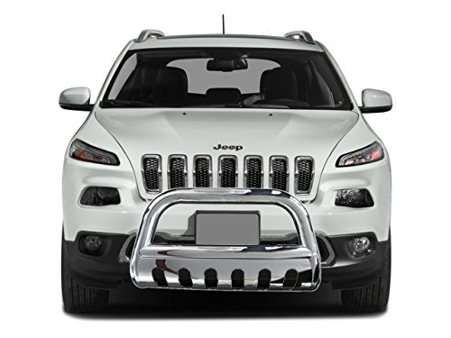 jeep cherokee brush guard - 7