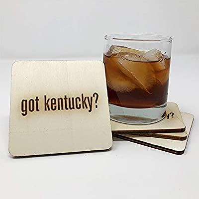 Coasters for Drinks | Got Kentucky (4-Piece Set) - Drink Coaster - Unique Gift Idea for Home 10829