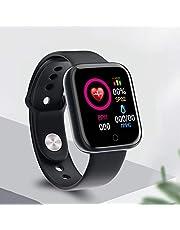 Bruce & Shark Smartklocka bluetooth hjärtfrekvens blodtryck sport fitness spårare stegräknare för Hua-Wei Sam-Sumg för Ios julklappar i låda