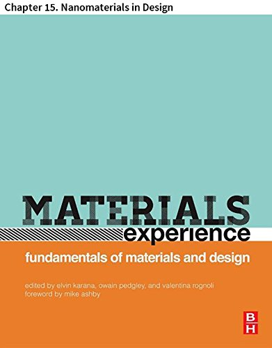 Materials Experience: Chapter 15. Nanomaterials in Design