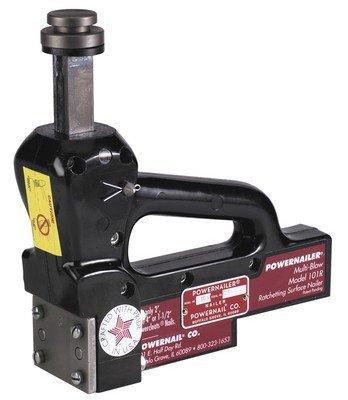- Powernail 101R Manual Hardwood Face Nailer, 1-1/2