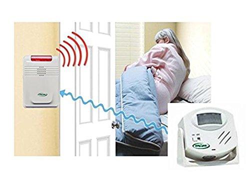 Bed Sensor - Motion Sensor with Remote Alarm