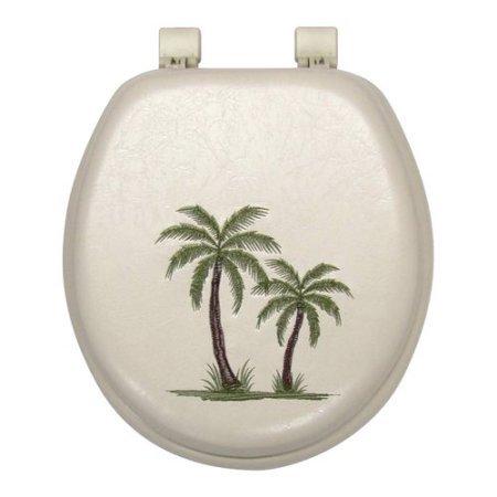 (Palm Tree Soft Toilet Seat WLM)