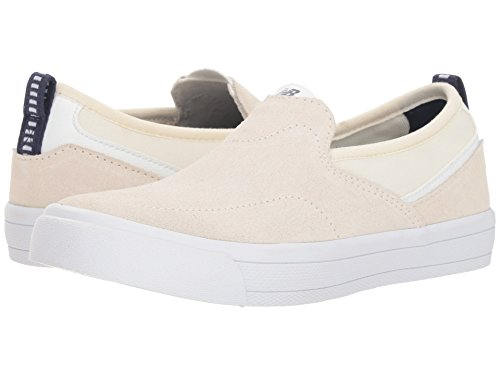 [new balance(ニューバランス)] メンズランニングシューズ?スニーカー?靴 AM101v1 White/Yellow Men's 5.5, Women's 7 (23.5cm(レディース24cm)) D - Mediu