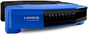 Linksys WRT 8-Port Gigabit Switch