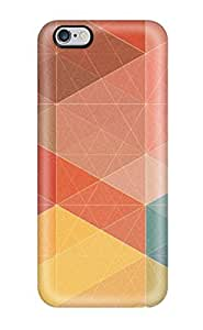 Sanp On Case Cover Protector For Iphone 6 Plus (pastel)