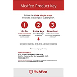 McAfee Total Protection – 10 Devices | PC/Mac/Android/Smartphones | Activation code by post Fdeals