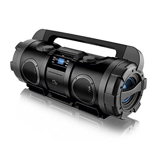 Caixa De Som Boombox Usb Sd 80W Bivolt Sp163 Multilaser