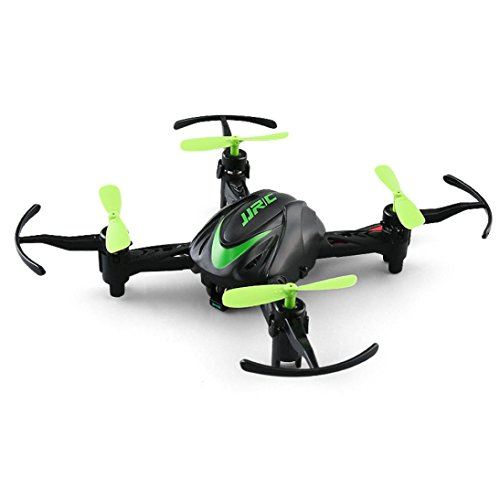WARMSHOP 3D Mini 6-Axis 2.4G Remote Control Micro Quadcopter Drone For Kids JJRC H48 Helicopter (Green) by WARMSHOP