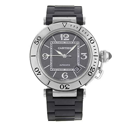- Cartier Pasha Automatic-self-Wind Male Watch W31077U2 (Certified Pre-Owned)