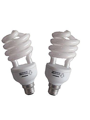 Samson 22W B22 Spiral CFL Bulb (White)