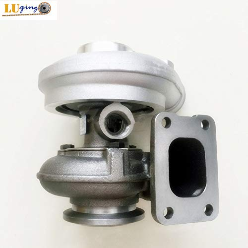 Turbocharger RE523754 Turbo S1B For John Deere CT315 CT322 Compact Track Loader 4120 4320 Skid Steer 313 315 by Luqing