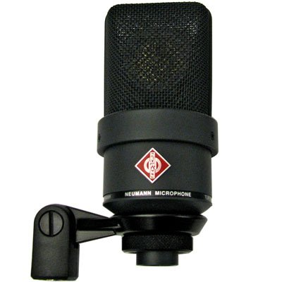 Neumann TLM103 Cardioid Studio Condenser Microphone with SG1 mount and box - Black