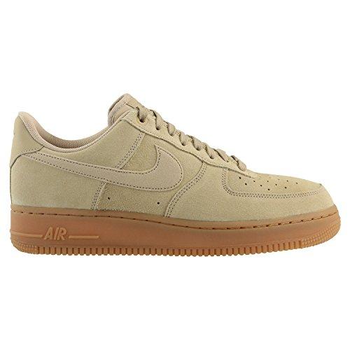 - NIKE Air Force 1 '07 LV8 Suede Men's Basketball Shoes Mushroom/Mushroom aa1117-200 (10.5 D(M) US)