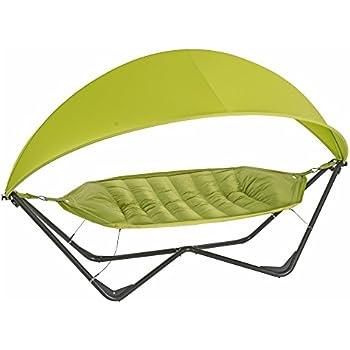 Amazon Com Poolside Hammock With Shade Canopy