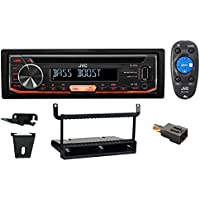 2004-2007 Ford Escape JVC CD Player Receiver USB/AUX/MP3 3-Band Eq+Remote