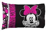 Disney Minnie Mouse Rock The Dots Microfiber Full 4