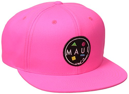 Maui & Sons Men's The Original Hat, Pink, One ()