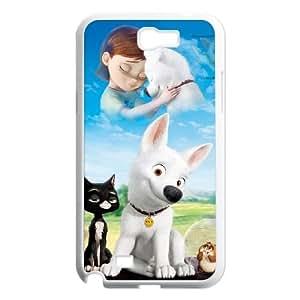 Samsung Galaxy N2 7100 Cell Phone Case White Bolt S0392868